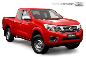 2019 Nissan Navara RX D23 Series 4 Manual 4x4