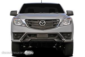 2019 Mazda BT-50 XT UR Manual 4x4