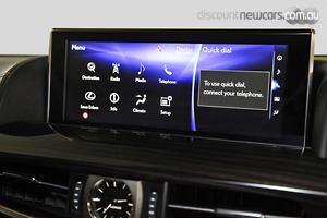 2020 Lexus LX LX570 S Auto 4x4