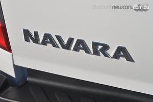 2020 Nissan Navara ST D23 Series 4 Manual 4x4 Dual Cab