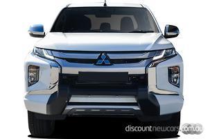 2019 Mitsubishi Triton GLS Premium MR Auto 4x4 MY19 Double Cab