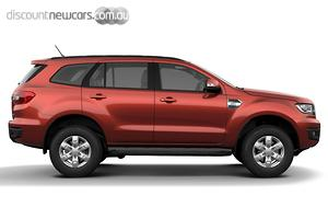 2019 Ford Everest Ambiente UA II Auto 4WD MY19.75