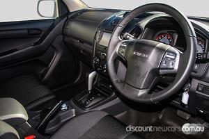2019 Isuzu D-MAX SX Auto 4x4 MY19