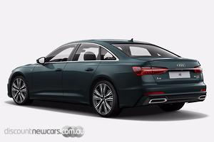 2021 Audi A6 55 TFSI S line Auto quattro ultra MY21