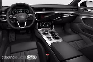 2020 Audi A6 55 TFSI S line Auto quattro ultra MY20