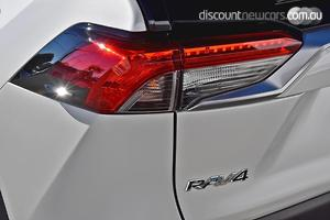 2019 Toyota RAV4 Cruiser Auto 2WD