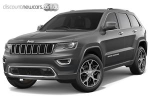 2019 Jeep Grand Cherokee Overland Auto 4x4 MY19