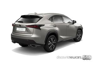 2019 Lexus NX NX300 Crafted Edition Auto 2WD