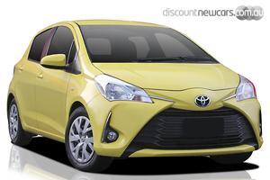 2019 Toyota Yaris SX Manual