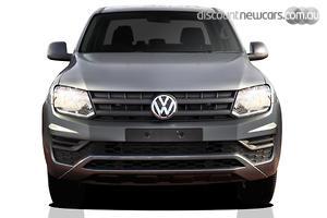 2019 Volkswagen Amarok TDI420 Core 2H Auto 4MOTION Perm MY19 Dual Cab