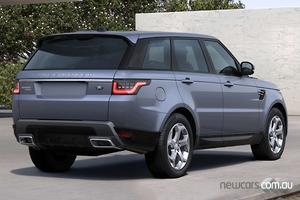 2019 Land Rover Range Rover Sport SDV8 HSE Auto 4x4 MY20