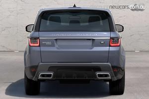 2019 Land Rover Range Rover Sport SDV6 HSE Auto 4x4 MY20