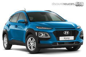2019 Hyundai Kona Active Auto AWD MY20