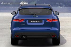 2019 Jaguar F-PACE 25t R-Sport Auto MY20