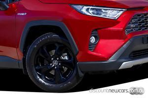 2021 Toyota RAV4 Cruiser Auto eFour