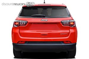 2018 Jeep Compass Longitude Auto FWD MY18