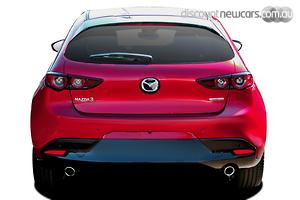 2020 Mazda 3 G25 Evolve BP Series Manual