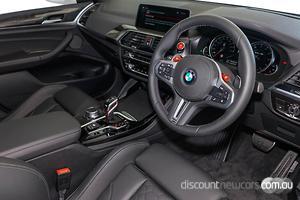 2020 BMW X4 M Competition F98 Auto M xDrive