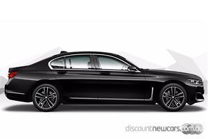2020 BMW 7 Series 740i G11 LCI Auto