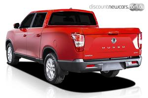 2019 SsangYong Musso ELX Auto 4x4