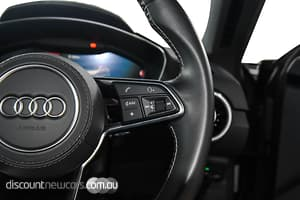 2018 Audi TTS Auto quattro MY18
