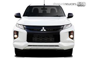 2021 Mitsubishi Triton GLX MR Manual 4x4 MY21 Double Cab