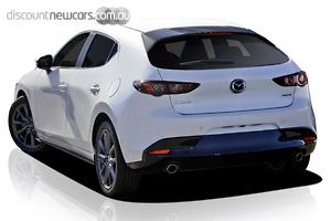 2020 Mazda 3 G20 Evolve BP Series Manual