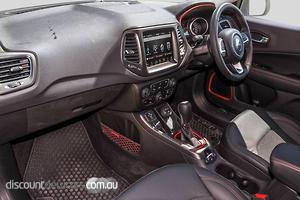 2018 Jeep Compass Trailhawk Auto 4x4 MY18
