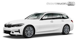 2020 BMW 3 Series 330i Luxury Line G21 Auto
