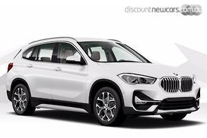 2020 BMW X1 sDrive18d F48 LCI Auto