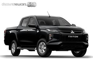 2019 Mitsubishi Triton GLX+ MR Auto 4x4 MY20 Double Cab