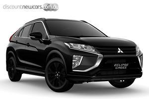 2020 Mitsubishi Eclipse Cross Black Edition YA Auto 2WD MY20