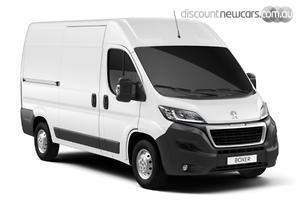 2019 Peugeot Boxer 160 HDI Medium Wheelbase Manual MY19