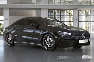 2020 Mercedes-Benz CLA-Class CLA250 Auto 4MATIC