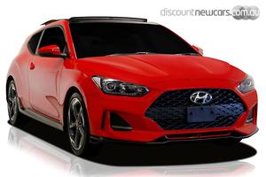 2019 Hyundai Veloster Turbo Premium Manual MY20