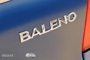 2021 Suzuki Baleno GL Manual