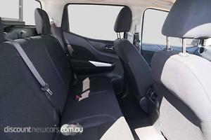 2019 Nissan Navara SL D23 Series 4 Manual 4x4 Dual Cab