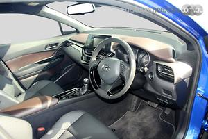 2019 Toyota C-HR Koba Auto AWD