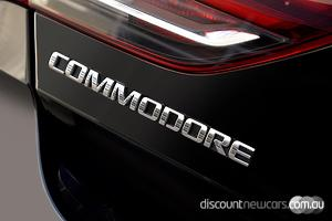 2018 Holden Commodore RS ZB Auto MY18