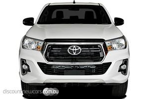 2019 Toyota Hilux SR Manual 4x4 Double Cab