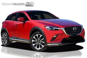 2019 Mazda CX-3 sTouring DK Manual FWD