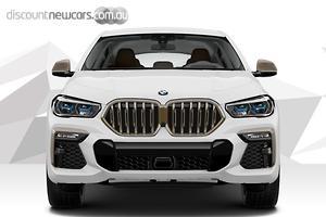 2021 BMW X6 M50i G06 Auto 4x4