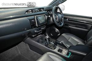 2019 Toyota Hilux Rugged X Auto 4x4 Double Cab