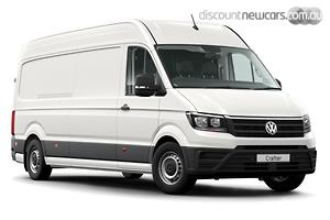 2021 Volkswagen Crafter 35 TDI410 SY1 LWB Auto 4MOTION MY21