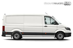 2020 Volkswagen Crafter 35 TDI340 SY1 Medium Wheelbase Auto FWD MY20