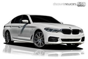 2020 BMW 5 Series 520i M Sport G30 Auto
