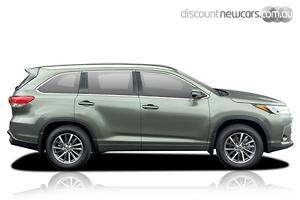2019 Toyota Kluger GXL Auto AWD