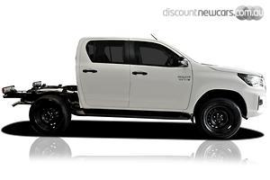 2020 Toyota Hilux SR Auto 4x4