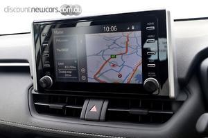 2019 Toyota RAV4 GX Manual 2WD