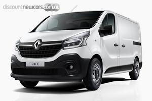 2020 Renault Trafic Premium 103kW SWB Manual